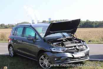 Drei Verletzte nach Unfall auf B97 bei Spremberg - Niederlausitz Aktuell - NIEDERLAUSITZ aktuell