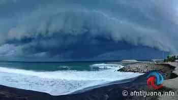 "Olaf, a punto de ""tocar tierra"" en Cabo San Lucas - Tijuana - AGENCIA FRONTERIZA DE NOTICIAS"