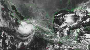 """""""Olaf"""" se acerca a Cabo San Lucas como huracán categoría 1 - Proceso"""