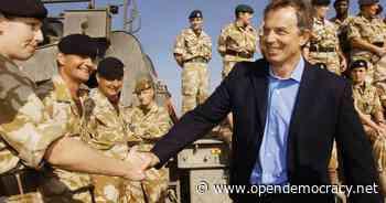 The 9/11 advice that Tony Blair didn't take - Open Democracy