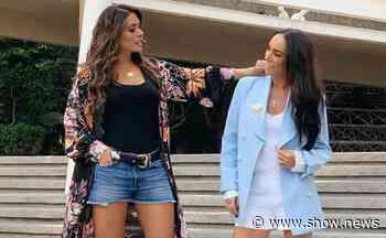 Inés Gómez Mont destrona a Galilea Montijo con abdomen plano - Show