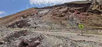 Confirman que emanó dióxido de azufre del Ingenio Santa Elena - Periódico La Patria (Oruro - Bolivia)