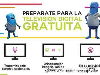 Señales de televisión que se emiten desde el Cerro Santa Elena serán completamente digitales a partir del 22 de setiembre - Periódico Mensaje
