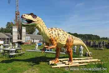 """Verkoop van Limburgse dinosaurus zorgt voor bijzonder veel interesse: """"Mijn dochter heeft er geen plaats voor"""" - Het Nieuwsblad"""