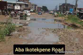 Still On The Poor State Of Aba-Ikot Ekpene Highway — AbaCityBlog - Abacityblog