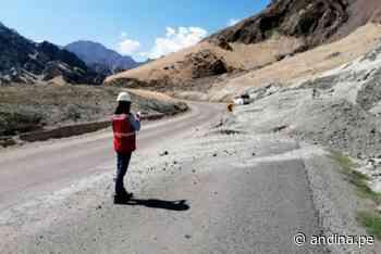 Detectan pago en exceso de S/ 6.2 millones en obra vial Moquegua-Omate- Arequipa - Agencia Andina