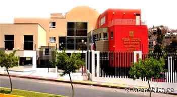 Moquegua: sentencian a integrantes de comité de selección de municipio de San Cristóbal - La República Perú