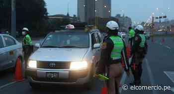 ¿A qué hora inicia el nuevo toque de queda en Lima y Callao? - El Comercio Perú