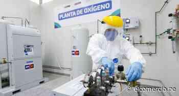 Callao: ponen en funcionamiento megaplanta de oxígeno medicinal en el hospital San José - El Comercio Perú