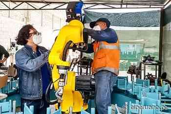 Del Callao a Francia: el sueño del peruano creador de robots - El Peruano