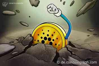 Cardano (ADA) erstmals seit Mai wieder über 2 US-Dollar - Cointelegraph Deutschland