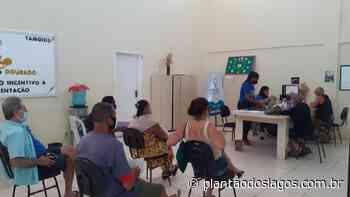 Prolagos e Prefeitura de Arraial do Cabo promovem cadastramento na Tarifa Social - Plantao dos Lagos