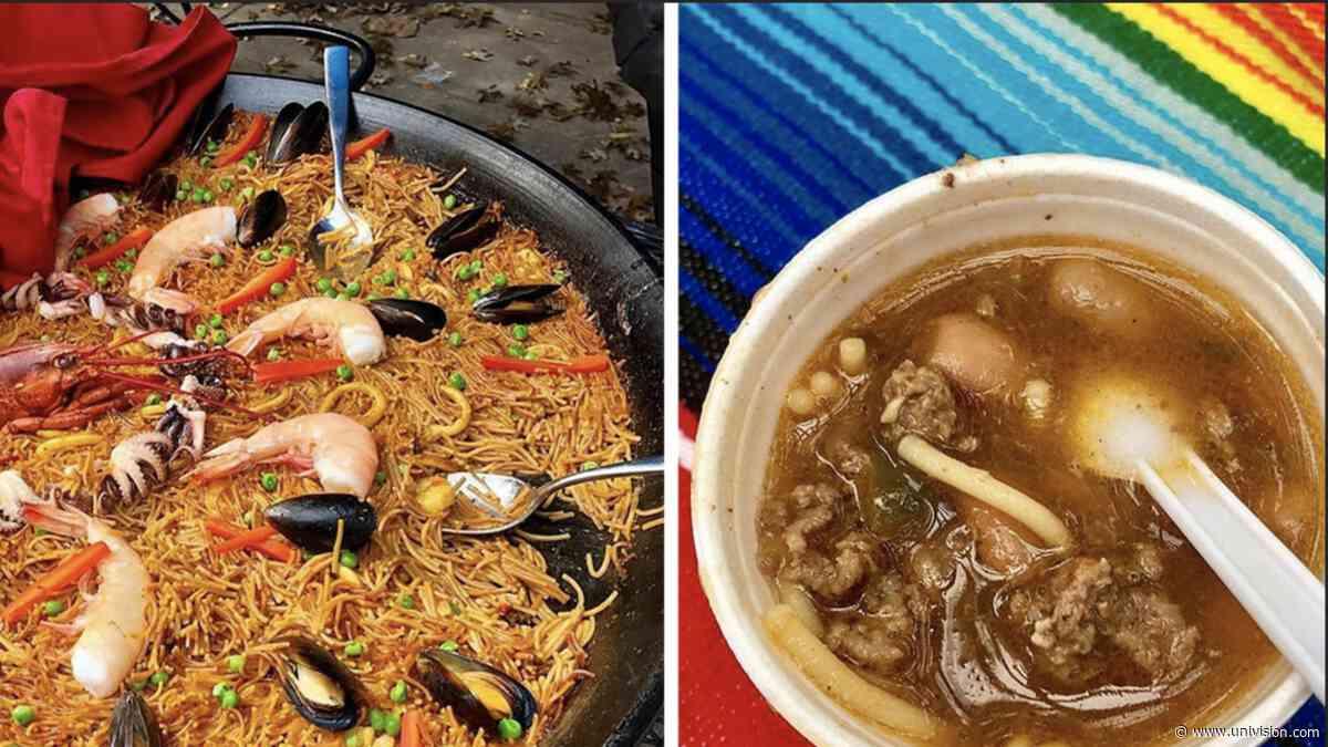 Fideos locos: el festival de fideos con sabor texano en San Antonio | Fotos | Univision 41 San Antonio KWEX - Univision 41 San Antonio