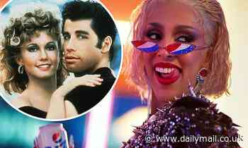Doja Cat channels Olivia Newton-John's Sandy in a new Grease-inspired Pepsi ad - Daily Mail