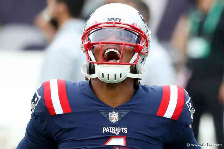 Cam Newton Is Sacking His NFL Future Beyond New England Patriots With His Play And His Mouth - Forbes