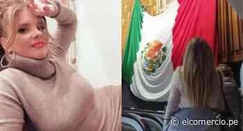 Johanna San Miguel se emociona hasta las lágrimas tras visitar basílica de la Virgen de Guadalupe - El Comercio Perú