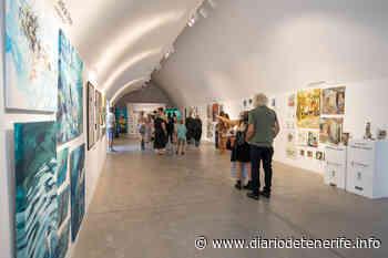 Merkarte_Expo en Gira muestra en San Miguel 200 obras de jóvenes artistas - Diario de Tenerife