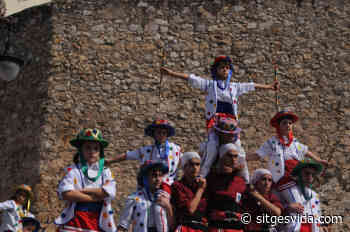 Santa Tecla recupera las calles de Sitges - sitgesvida