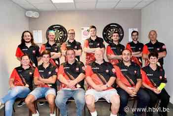 Vrienden starten eigen dartsclub op in Jeuk - Het Belang van Limburg