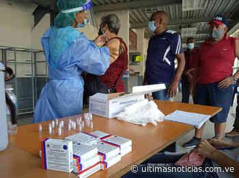 Activos puntos de vacunación contra la covid en Miranda y La Guaira - Últimas Noticias