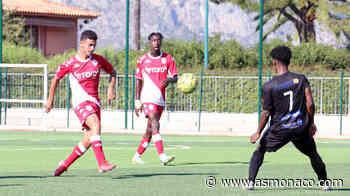 Duel au sommet pour les U19 à Saint-Etienne - AS Monaco