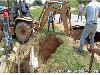 Inician labores de reparación en la autopista Charallave sentido Caracas - Últimas Noticias