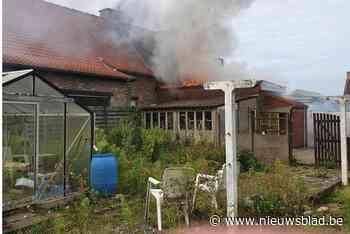 Bejaard koppel raakt dankzij thuishulp tijdig uit brandende woning