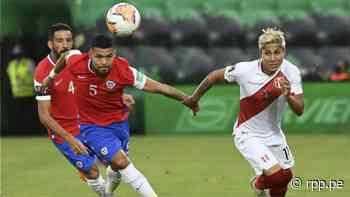 Perú vs. Chile: horario confirmado para el 'Clásico del Pacífico' por las Eliminatorias Qatar 2022 - RPP Noticias
