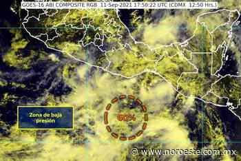 Pronostican formación de un nuevo ciclón en el Pacífico mexicano - Noroeste