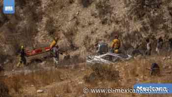 Mujer sufre volcadura en barranco del Pacífico. - El Mexicano Gran Diario Regional