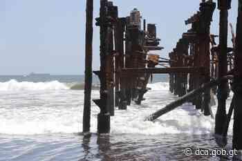 Alertan por aumento de oleajes en el Pacífico - dca.gob.gt