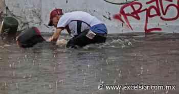 ¡Cuidado! Habrá lluvias torrenciales en Oaxaca y Veracruz - Excélsior