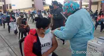 Trujillo: Mayores de 27 años acuden a vacunarse contra coronavirus - Diario Correo