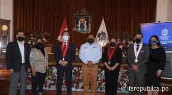 Sentenciados a trabajo comunitario apoyarán a Municipalidad de Trujillo - La República Perú