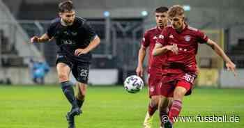 Aschaffenburg erkämpft Remis bei Bayern II - Fussball.de