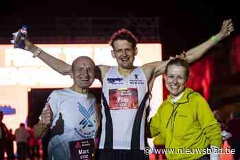Filip Vercruysse verovert Belgische marathontitel