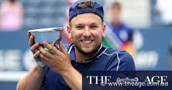 'Don't know whether I'll be back here': Dylan Alcott secures golden grand slam with US Open triumph