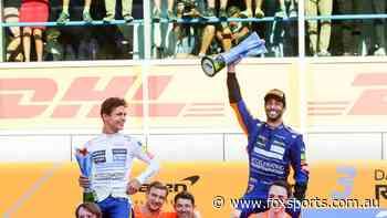 F1 2021: Italian Grand Prix, Daniel Ricciardo win, Lando Norris, podium, result, Lewis Hamilton crash, Max Verstappen
