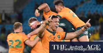 Player ratings: The Wallabies who stood up in stunning Springboks upset