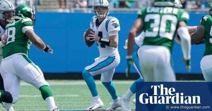 NFL round-up: Sam Darnold gets revenge on Jets as Steelers upset Bills