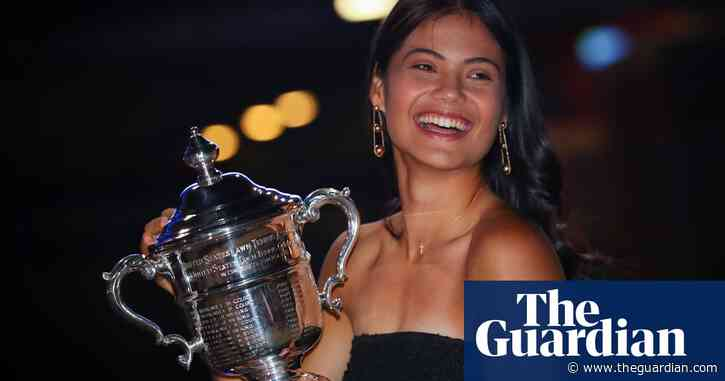 Emma Raducanu could become Britain's first billion-dollar sport star