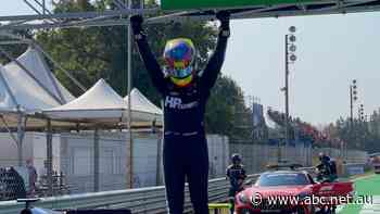 Oscar Piastri secures first feature race win in his Formula 2 career
