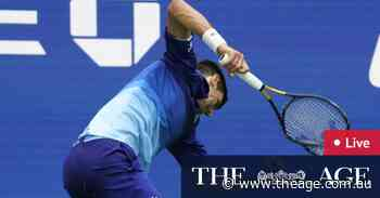 US Open 2021 LIVE: Medvedev puts the heat on Djokovic by claiming first set