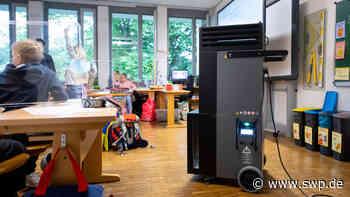 Corona in Crailsheim: 20 Luftfilter für Schulen und Kitas sind unterwegs - SWP