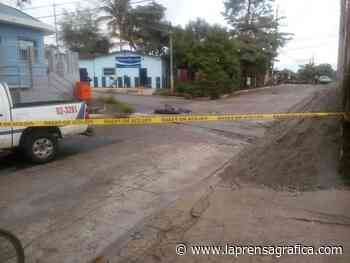 Asesinan a joven en Chalchuapa, Santa Ana - La Prensa Grafica