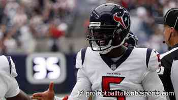 """Sunday's win """"means everything"""" for Tyrod Taylor"""
