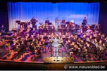 Harmonie Sint-Jorisgilde treedt voor het eerst op tijdens Na-zomer Kermis - Het Nieuwsblad