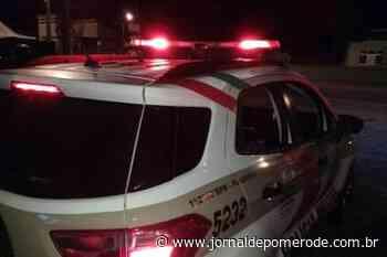 Homem invade casa da ex-companheira e a ameaça de morte, em Indaial - Jornal de Pomerode