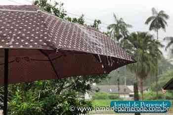 Vídeo: Epagri/Ciram alerta para próximas semanas muito chuvosas em SC - Jornal de Pomerode