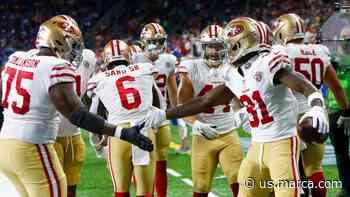Los 49ers muestran todo su potencial ante los Lions - Marca Claro USA